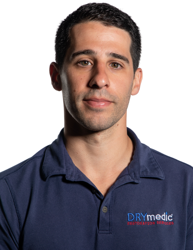 Our Team: Meet the DRYMedic Family - Michael
