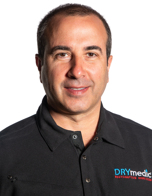 Our Team: Meet the DRYMedic Family - Shawn