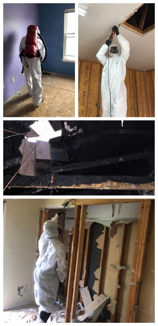 24/7 Fire & Smoke Damage Restoration Grand Rapids - IICRC Certified - fire1-collage